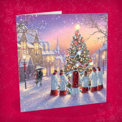 The Choir Christmas Cards