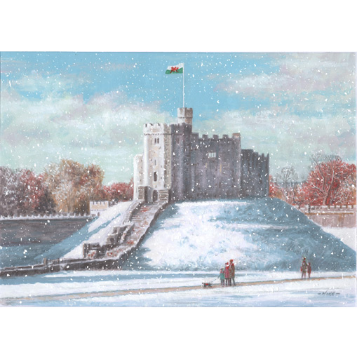 Christmas at Cardiff Castle