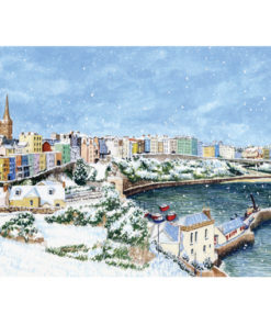 Tenby in Winter